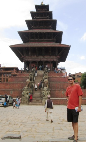 This is the tallest temple in Nepal!