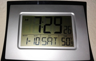 One of the coldest mornings this winter - 50.9 degrees Fahrenheit in our upstairs living room.