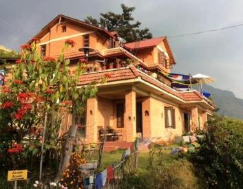 Our lodge - Shivapuri Heights Cottage.